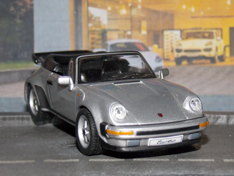 Porsche 911 Turbo Cabrio – 1986