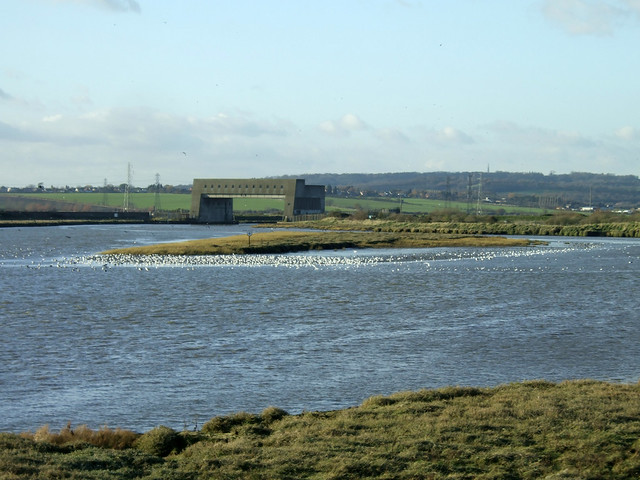 East Haven Creek, Canvey Island