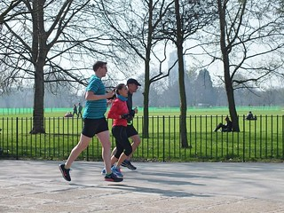 Hyde Park Joggers | by Waterford_Man