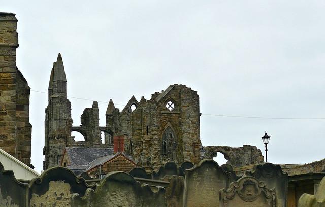 Whitby Abbey I