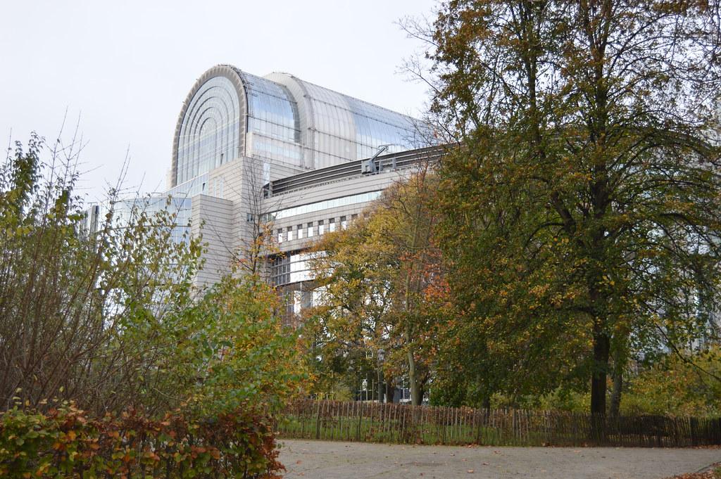 Visita el Parlamento europeo
