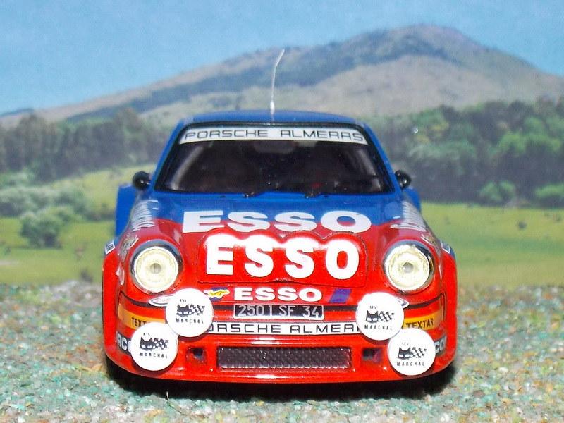 Porsche 911 SC – Montecarlo 1982