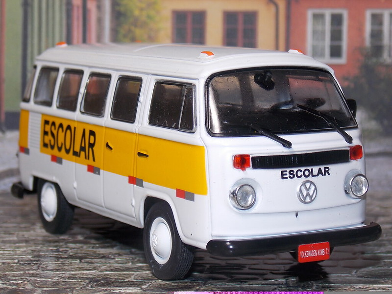 VW T2 Kombi - Escolares - 1976