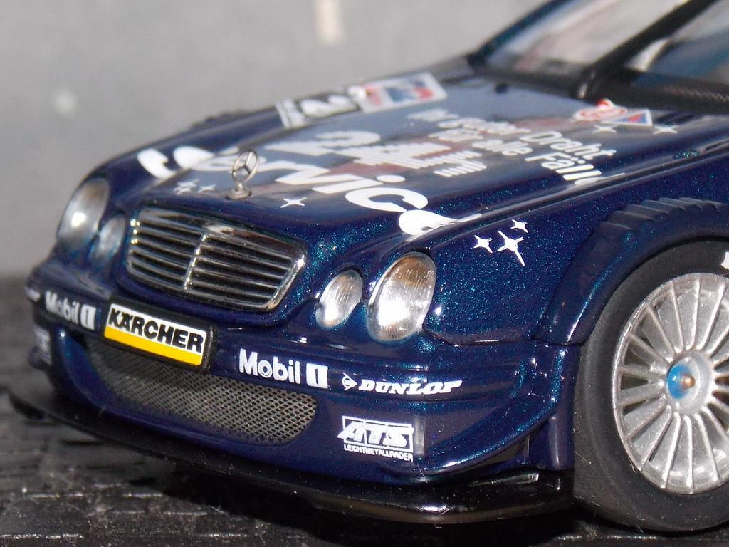 Mercedes Benz CLK – DTM – 2001