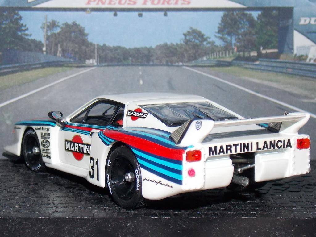 Lancia Beta Montecarlo - Nurburgring 1981