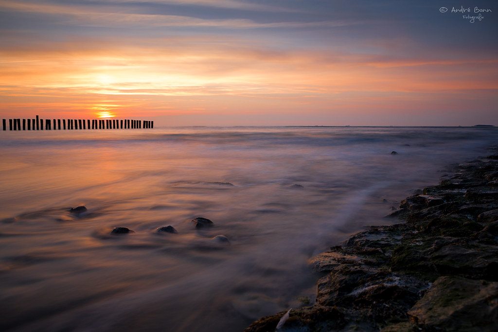 Sunset Wangerooge
