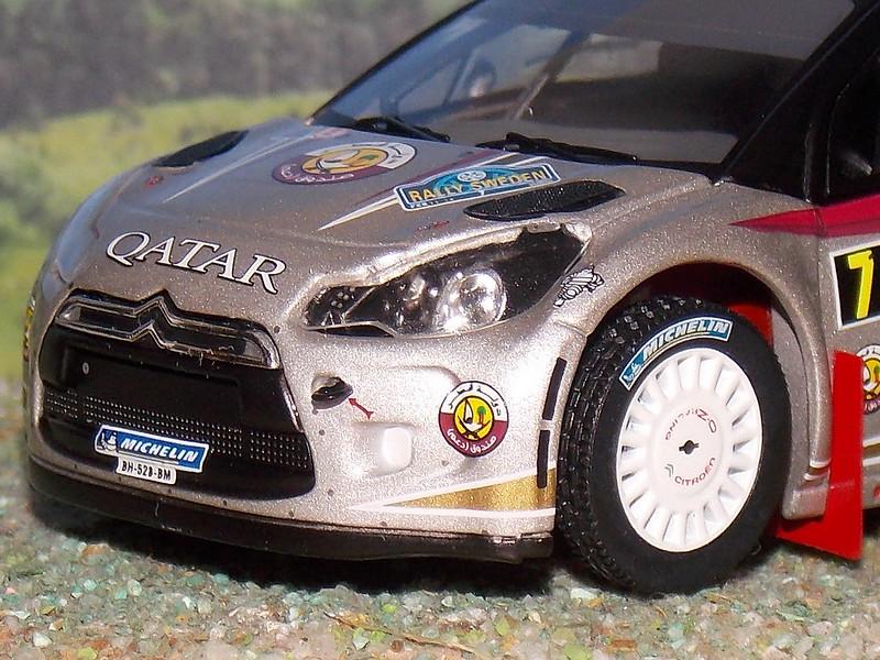 Citroën DS3 WRC – Suecia 2012