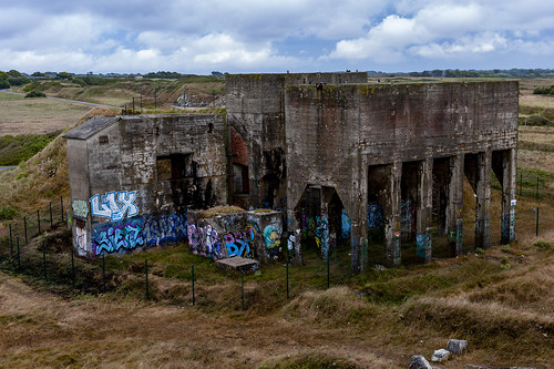 bretagne atlantic wall 1945