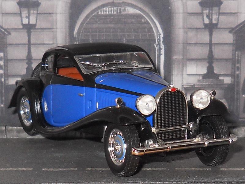 Bugatti Type 50 – 1932