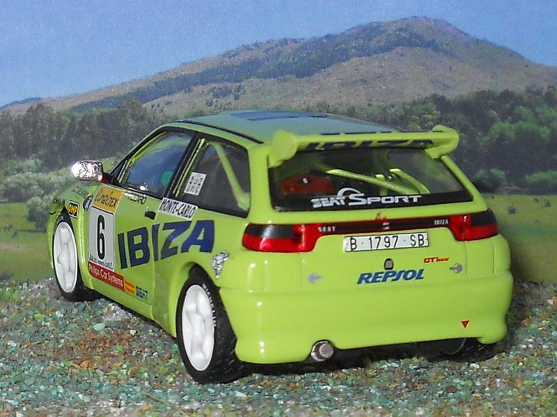 Seat Ibiza Kit Car – Montecarlo 1996