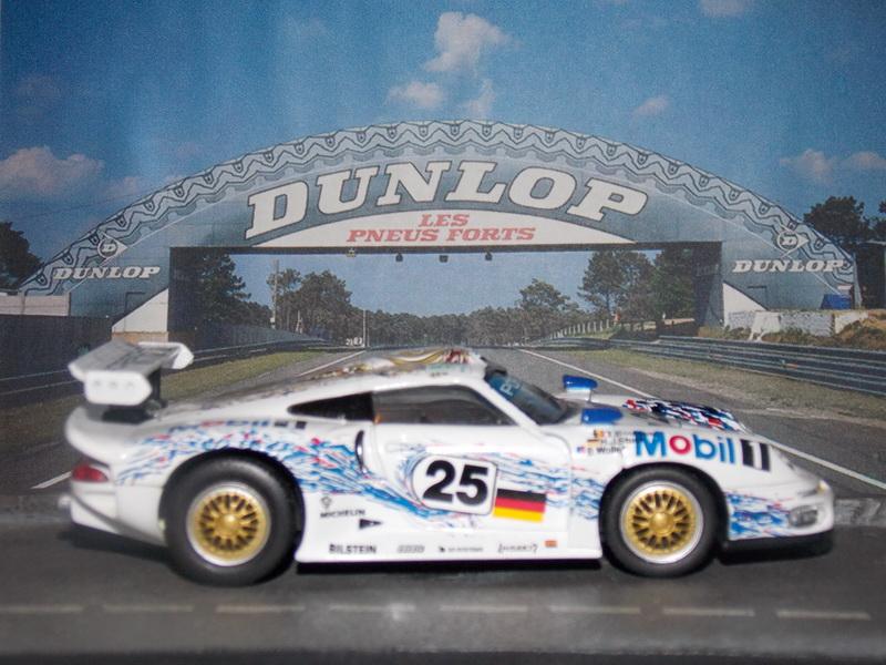 Porsche 911 GT1 – Le Mans 1996
