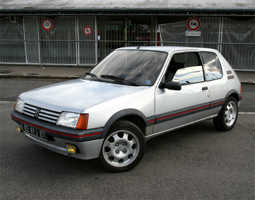 Peugeot 205 GTi – 1990