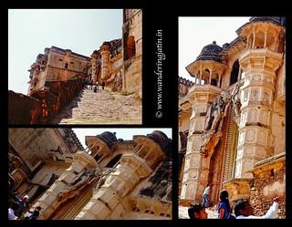 Taragarh Fort Entrance | by wanderingjatin
