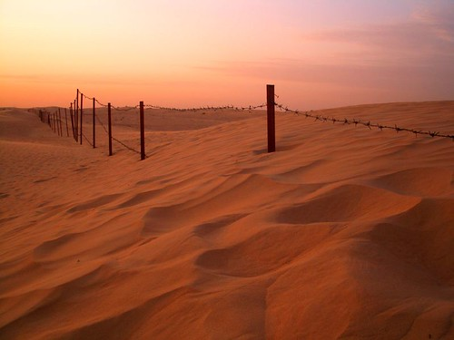 Dubai desert by sunset | by cocolinda