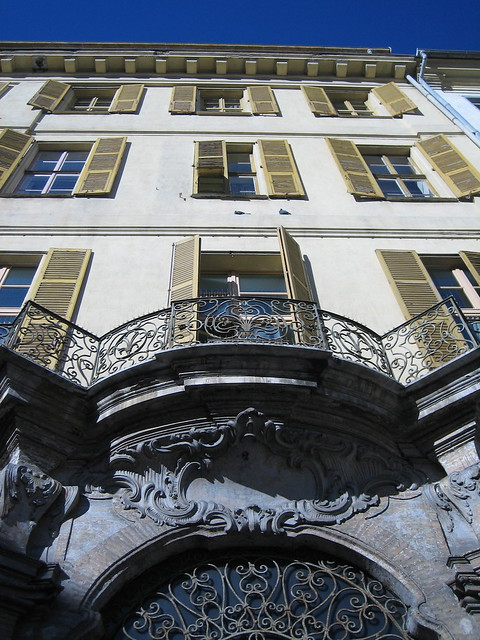 Building in Nice