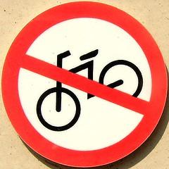 No bikes | by nofrills