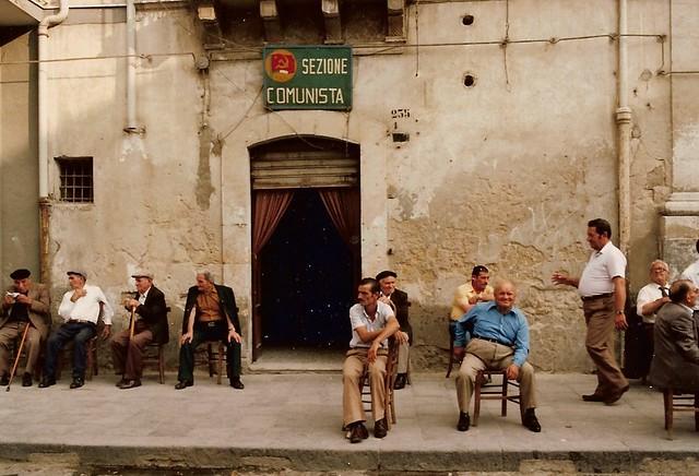 Circolo comunista - Sicilia