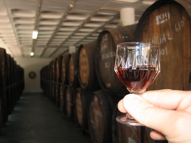 Madeira's Wine