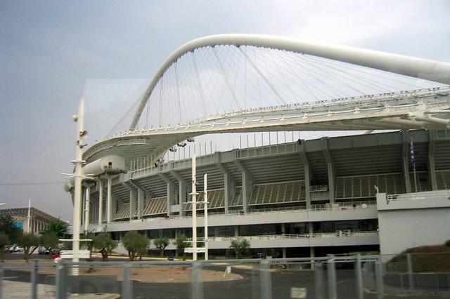 Athens: Olympic Stadium