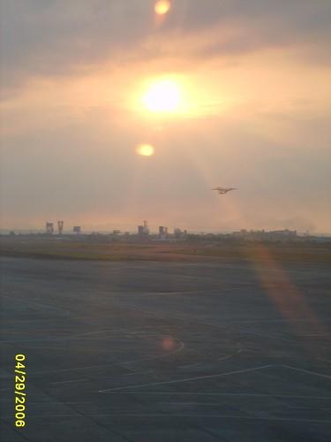 trip dawn airport philippines manila