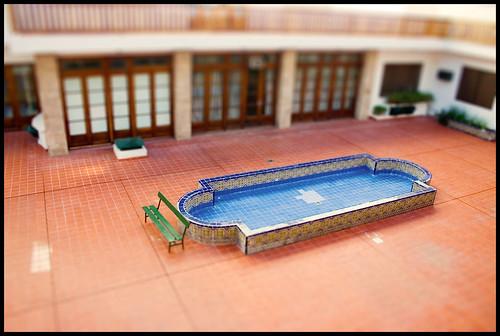 maqueta III (del lugar donde trabajo) | by ..fernando..