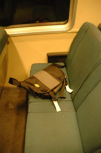 My BART Seat | by vision63