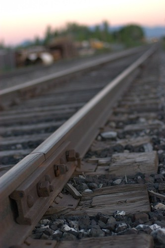 railroad topv111 utah ut nikon dof grove tracks d100 pleasant 50mmf14d