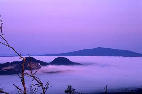 lake water beautiful japan sunrise geotagged dawn hokkaido purple surface daybreak mashu geolon1445038589 geolat435830853