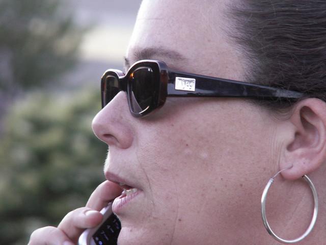 Kristin in Profile