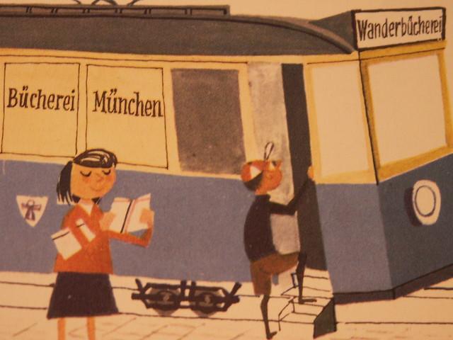 München Wanderbücherei