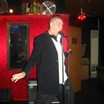 Doing comedy on the first night I ever spent in NYC. I was in heaven.