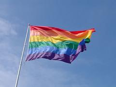 Gay Pride Flag   by sigmaration