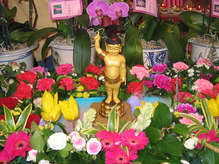 buddha's birthday celebration in Leicester Square, 2006 | by kushad07