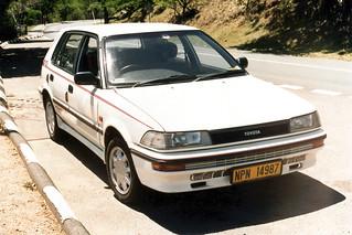 Toyota Conquest 16v Sport