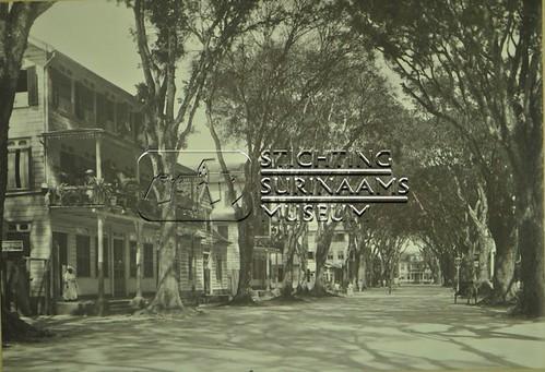 Heerenstraat | by Stichting Surinaams Museum