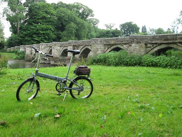 Bike and Essex Bridge