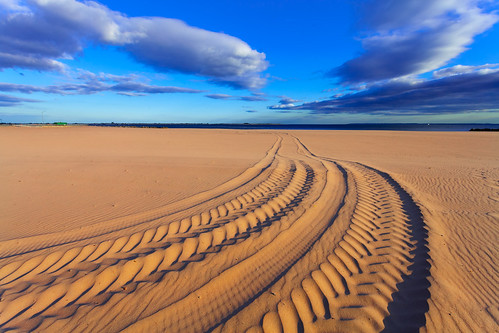beach brooklyn open sunny bluesky sands
