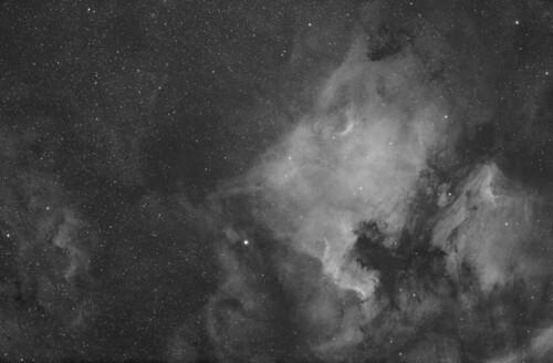 NGC7000DRZ-Ha | by yvesvandenbroek