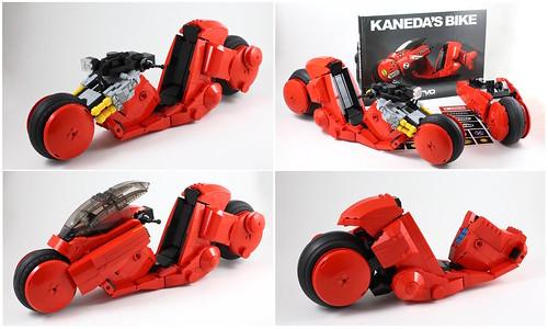 Arvo Brothers Kaneda's Bike