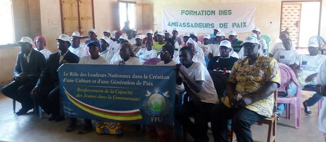 CentralAfricanRepublic-2017-07-21-Central African Republic: Conference on Education for Peace