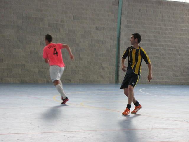Torneo futbol sala 2011