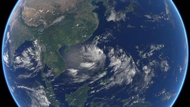 Tropical Storm Hato
