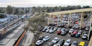 Southland Station - shopping centre car park | by Daniel Bowen