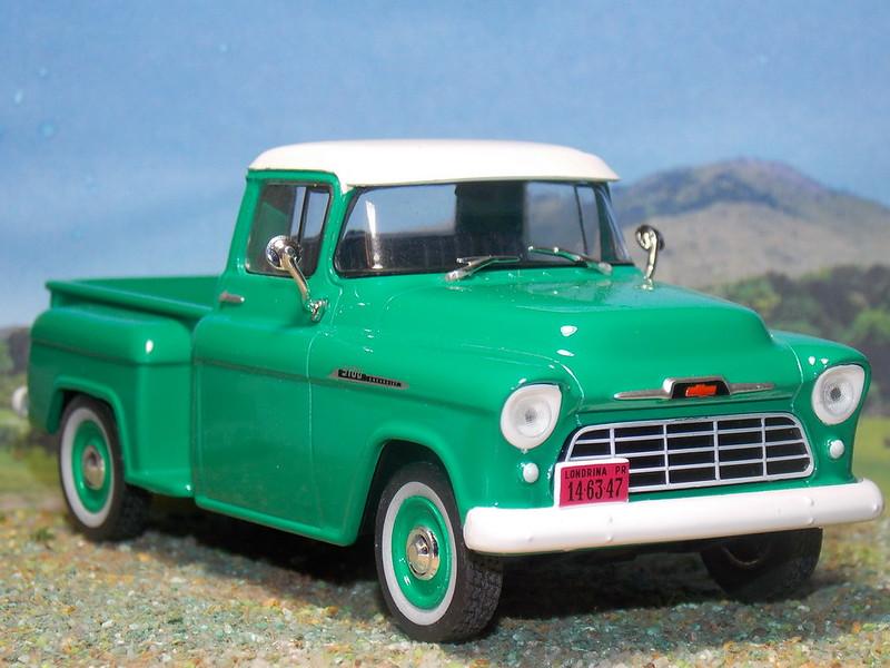 Chevrolet 3100 Martha Rocha - 1956
