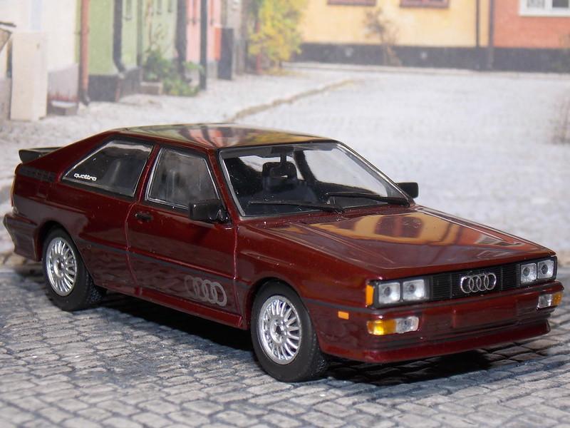 Audi Quattro Coupé - 1981
