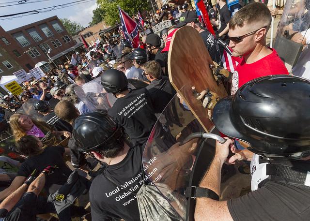 2017 - Charlottesville Riots