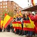 Vigo / Acto en apoyo a las Fuerzas y Cuerpos de Seguridad Españolas