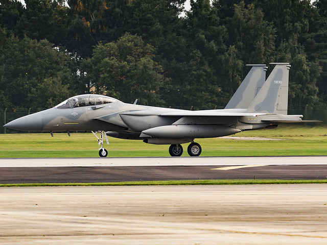 Royal Saudi Air Force | Boeing F-15SA | 12-1030