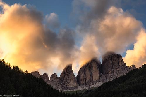 valdifassa sassolungo tramonto sunset campitellodifassa dolomiten dolomiti dolomites alps alpi trentino italia italy canon canoneos60d tamronsp1750mmf28xrdiiivcld