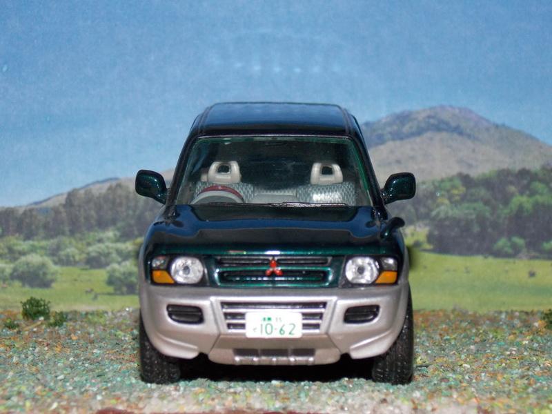 Mitsubishi Pajero GDi – 2000